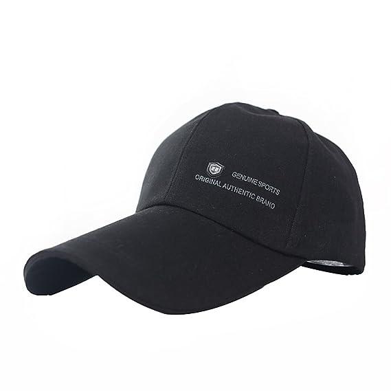 HonourSport Unisex Cappellini Berretto Cappellino da Baseball cap Cappello  Visiera Lunga Estate  Amazon.it  Abbigliamento 2f07a32fb55b