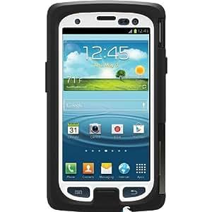 Otterbox Armor - Fundas para teléfonos móviles (8.64 cm, 1.96 cm, 15.24 cm) Negro, Color blanco