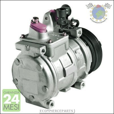 CTM Compresor Aire Acondicionado SIDAT BMW 5 Touring Gasolina 1: Amazon.es: Coche y moto