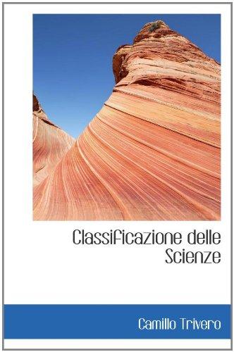 Download Classificazione delle Scienze pdf epub