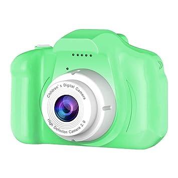 SDGDFXCHN Cámara Digital para niños, cámara de Video Digital ...