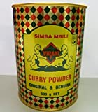 Spices-simba Mbili Curry Powder 500gms From Kenya-original and Genuine(BUY 2 GET 200GMS CAN FREE)