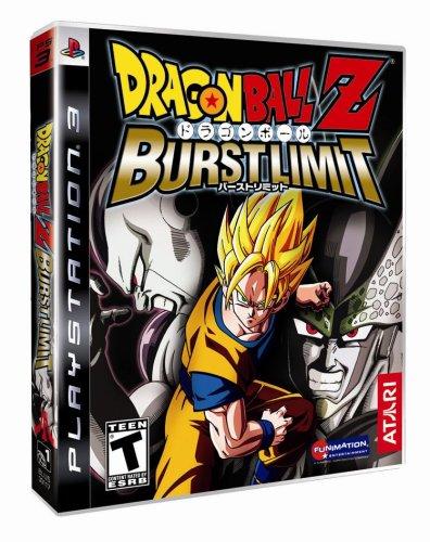 Dragonball Z: Burst Limit - Playstation 3 (Game Ps3 Dragon Ball Z)