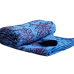 Amazon.com: ASDFGH - Alfombrilla de yoga antideslizante de ...