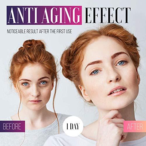 517Db4gEG0L - Under Eye Patches - 24K Gold Under Eye Mask Anti-Aging Hyaluronic Acid Collagen Under Eye Pads Reducing Dark Circles & Wrinkles Treatment Gel Bags
