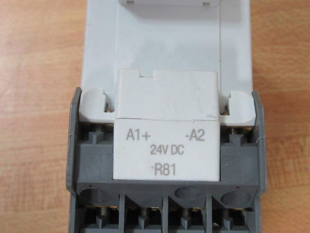 24V DC ABB AL16-30-10-81 3P IEC Contactor