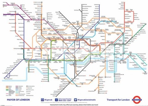 London underground map giant poster 55x39 by pyramid america london underground map giant poster 55x39 by pyramid america sciox Image collections
