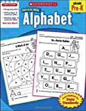 (进口原版)  Scholastic Success with Alphabet