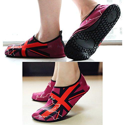 4917d7524a546 Eastlion Adult Größe Tauchen Schuhe weiche bequeme Schuhe Barefoot ...