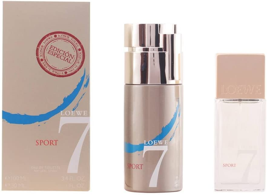 Loewe - Estuche de regalo eau de toilette 7 sport 100 ml + 30 ml: Amazon.es: Belleza