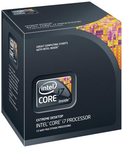 Intel Core i7-990X Extreme Edition Processor 3.46 GHz 6 Core LGA 1366 – BX80613I7990X
