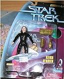 KEIKO O'BRIEN Star Trek: Deep Space Nine Warp Factor Series 4 Action Figure
