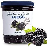 ZUEGG 嘉丽 黑莓果酱320g(德国进口)水果含量高达50%