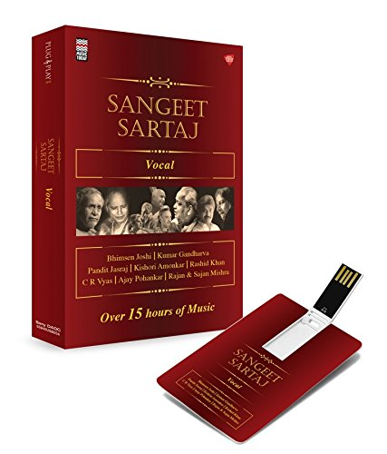 Music Card: Sangeet Sartaj   Vocal 320 Kbps MP3 Audio  4  GB