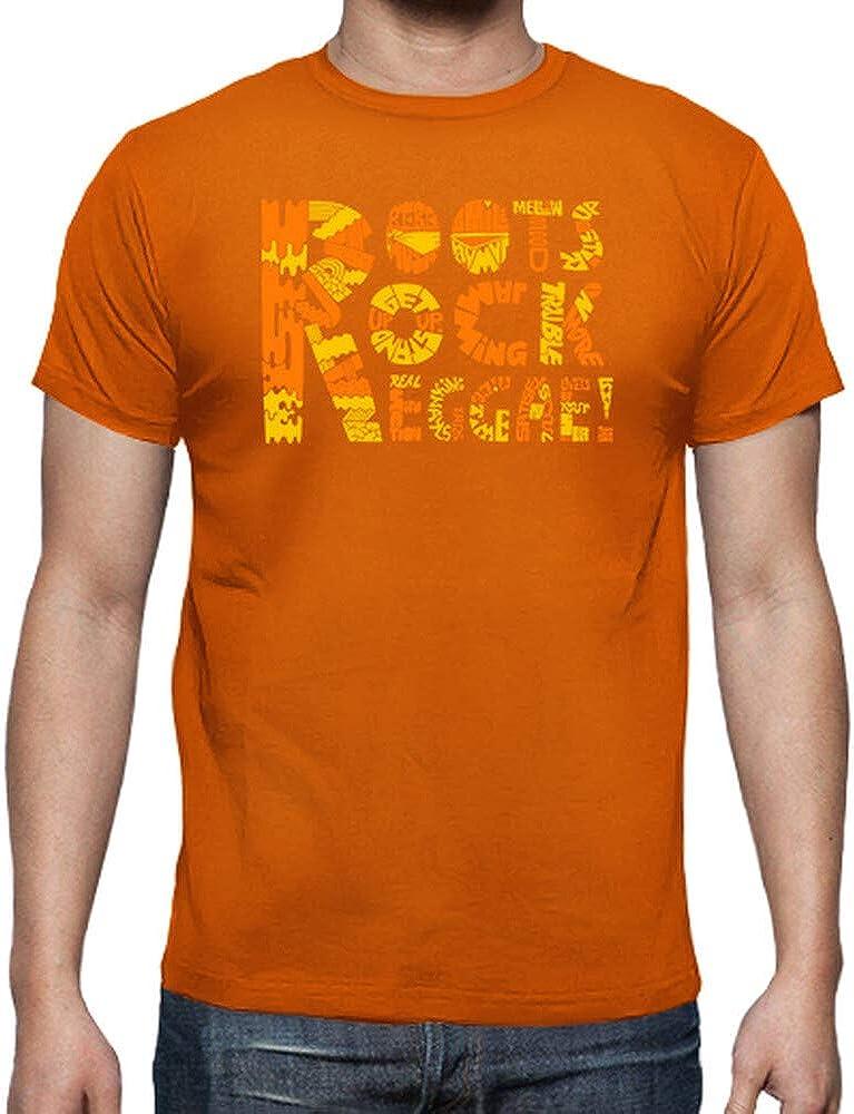 latostadora - Camiseta Roots, Rock, Reggae para Hombre: SiempreOriginal: Amazon.es: Ropa y accesorios