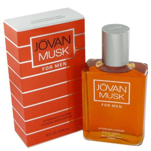 JOVAN MUSK by Jovan - After Shave/Cologne 8 oz by Jovan