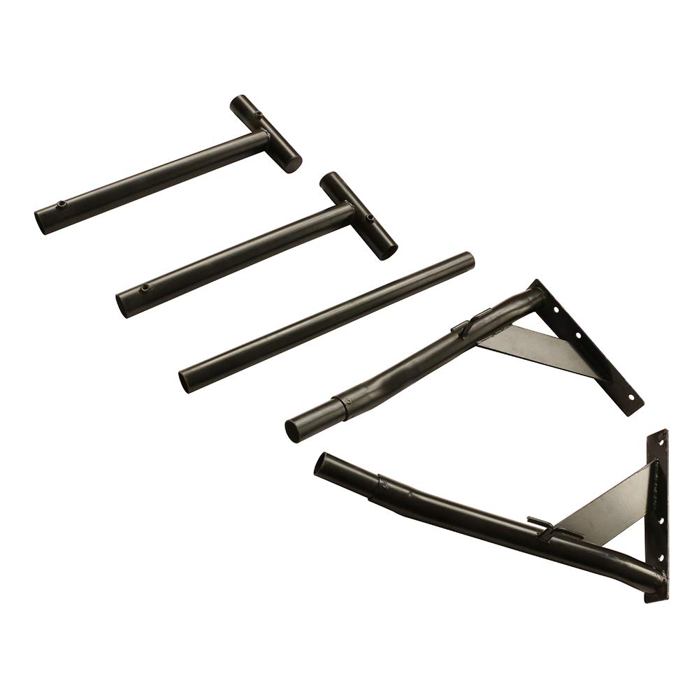 Oklead Truck Ladder Rack for Pickup Trucks Universal Pickups Rack with Extendable Width Min 46 Max 67 RS822