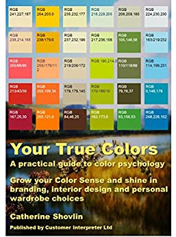 Amazon Your True Colors A Practical Guide To Color