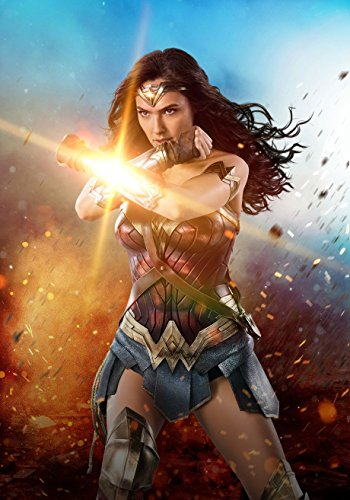 Wonder Woman Movie Poster 18'' X 28''
