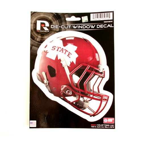 Rico Mississippi State Bulldogs Football Die-Cut 6