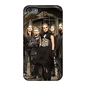 Excellent Hard Phone Cover For Iphone 6plus (PPW11709pZjj) Custom Lifelike Korpiklaani Band Pictures