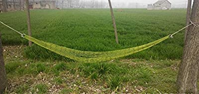 Ablevel Military Outdoor Camping Survival Cord Garden Hammock Nylon Rope