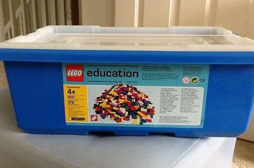 LEGO Basic Bricks Big Bulk Set - 576 Pieces (9251) (B000GHDR4S ...