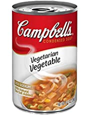 Campbell vegetarian vegetable EO can 298gX4 cans