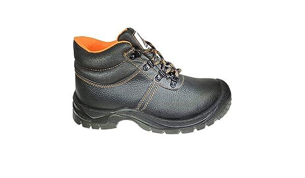 SEGARRA - Bota seguridad homologada - Modelo 9951, color NEGRO, Talla 41: Amazon.es: Zapatos y complementos
