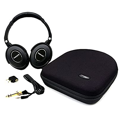 NEW! Plane Quiet Platinum Noise Cancelling Headphones