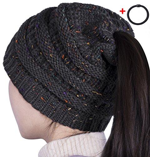 Sierry Womens Confetti Knit Beanie Hat c1a7c23fcdbd