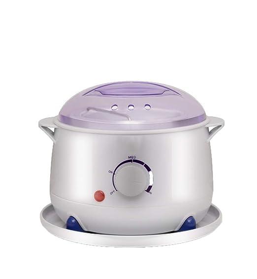 500 ml Calentador de cera con led Indicador de temperatura ...