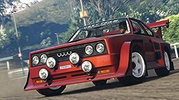 Grand Theft Auto V Premium Edition - Special - Xbox One [Importación italiana]: Amazon.es: Videojuegos