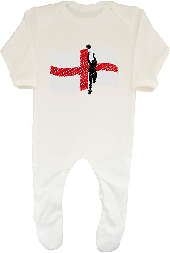 Shopagift Summer Vibes Baby Sleepsuit Romper