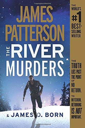 Book cover from The River Murders by James Patterson