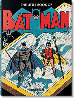 Batman Comics Epub