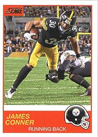 Amazon Com 2019 Score 113 James Conner Pittsburgh Steelers