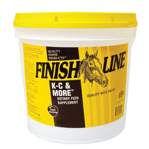 Finish Line Horse Products K- C & More (4-Pounds)