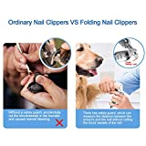 KUSSONLI Pet Nail Clippers and