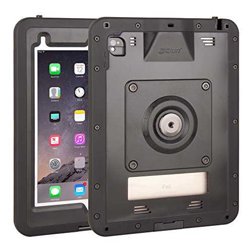Joy aXtion Pro Waterproof Rugged Shockproof Case for iPad...