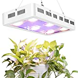 Full Spectrum LED Grow Light 1800W Sunshine COB LED Grow Light, X6 COB LED Plant Light for Growing Fresh Herbs,Vegetables,Flowers,with ON/Off Switch and Dasiy Chain HollandStar (X6-1800W-White)