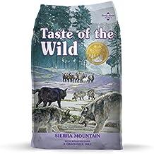 Taste of the Wild Grain Free Premium Dry Dog Food Sierra Mountain - Lamb