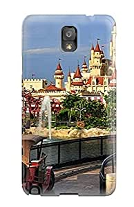 Alison Marvin Feil's Shop Design High Quality Singapore Universal Studios Cover Case With Excellent Style For Galaxy Note 3