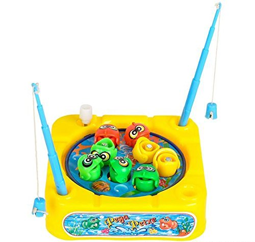 3.5'' WIND UP FISHING GAME, Case of 192 by DollarItemDirect (Image #2)