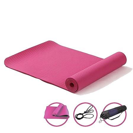 CZWYF Colchonetas de Yoga, Espesor extendido Colchoneta de ...