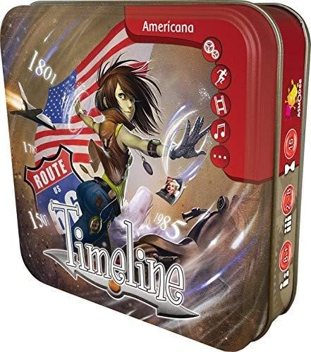 Timeline 7: Americana]()