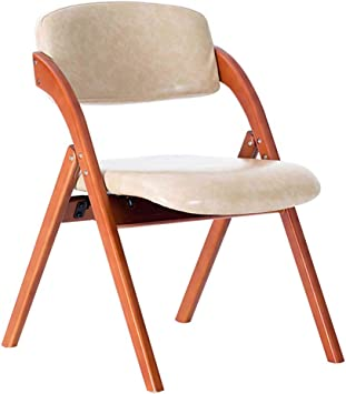 Amazon Com Ergonomic Desk Chair Folding Dining Chair Rest Chair Ergonomic Lounge Coffee Chair Office Computer Chair Desk Chair With Upholstered Seat Color I Furniture Decor