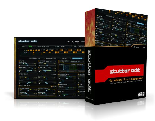 iZotope Stutter Edit: Live Remix Software ()