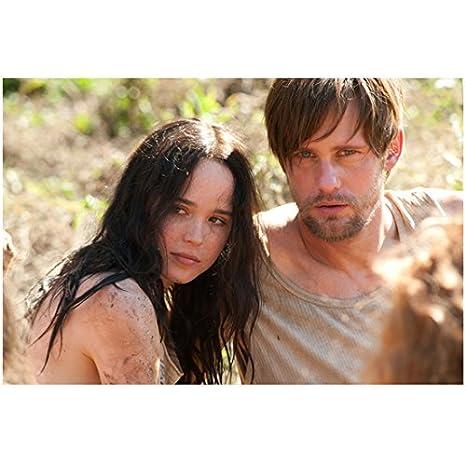 Alexander Skarsgard And Ellen Page
