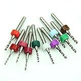 YSTD® DIY 10Pcs PCB Print Circuit Board Carbide